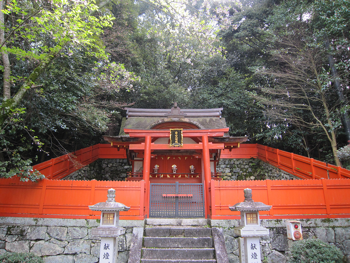 Hakusan-do Shrine
