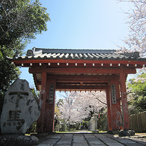 Omote-Sanmon, or Main Gate