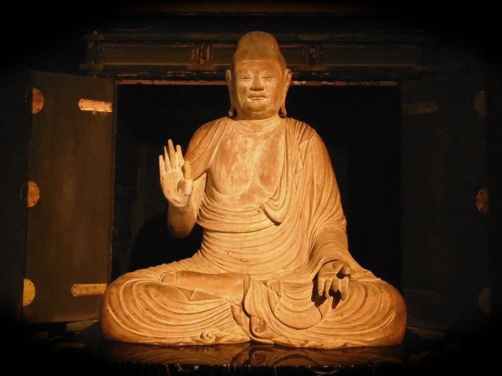 Shaka Nyorai / National Treasure